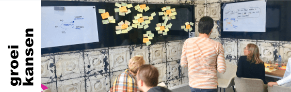 Innovatie brainstorm workshop
